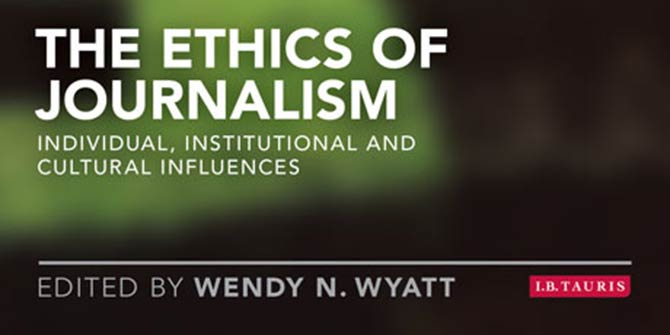 Header Image for Book Review: The Ethics of Journalism