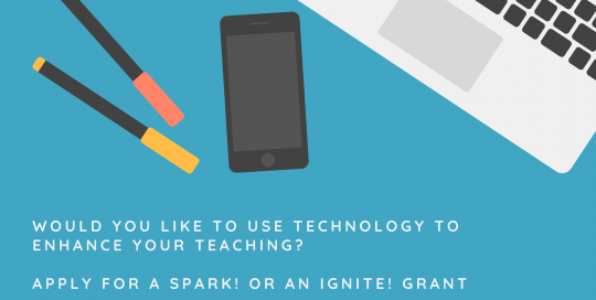 Call for Applications: LTI Grants - SPARK! & IGNITE!