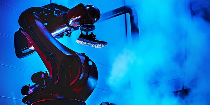 Robotisation could help 'reshore' manufacturing jobs back to Europe