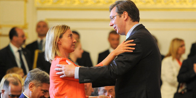 Assessing the revival of EU enlargement in the Western Balkans