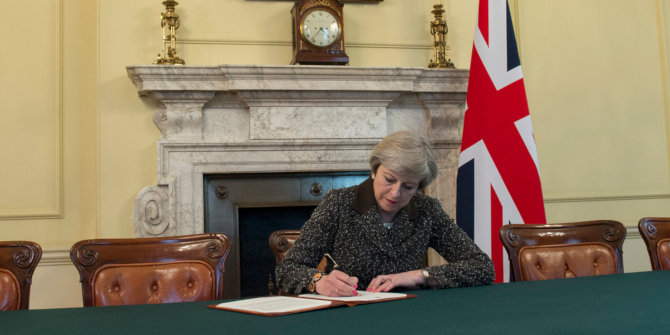 Enlargement and exit: The origins of Article 50