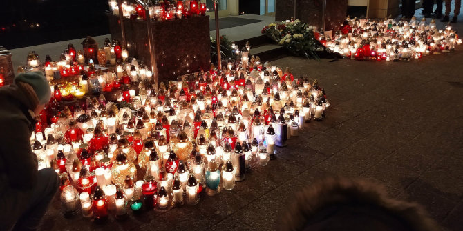An assassination in Poland: Charity and political hate
