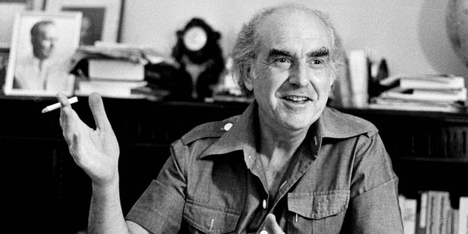 The ideal Greek everyman: Andreas Papandreou at 100