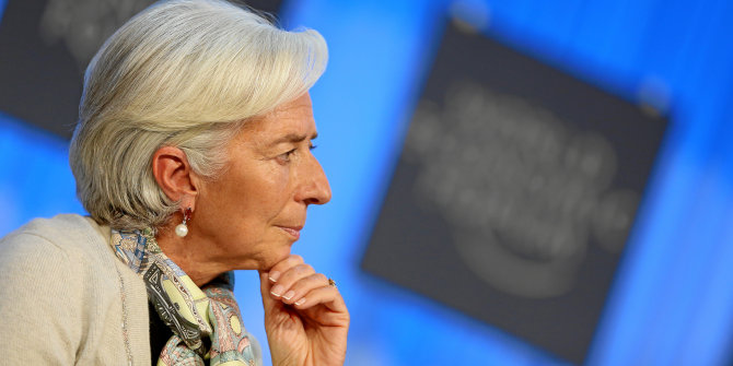 Austerity politics, global neoliberalism, and the official discourse within the IMF