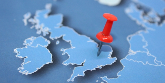 Entrepreneurial activity in the UK is strong, but regionally unbalanced