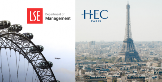LSE Management and HEC Paris join forces for Leadership 2030 program