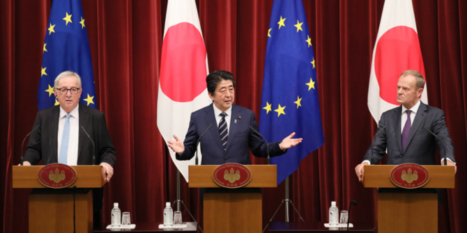 Why the EU-Japan trade deal matters for the UK